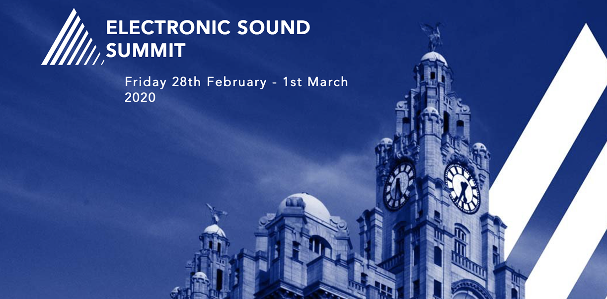 Join the NTIA at the Electronic Sound Summit 2020!